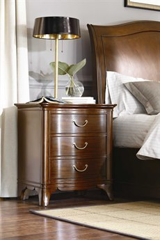 American Drew Cherry Grove Mid Tone Brown Nightstand