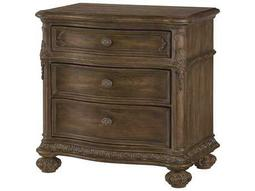 American Drew Jessica McClintock Boutique Baroque 32''L x 19''W Rectangular Nightstand