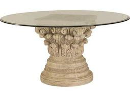 American Drew Jessica McClintock Boutique Peidment 60'' Wide Round Dining Table