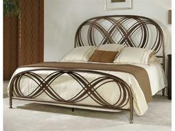 American Drew Bob Mackie King Size Panel Bed