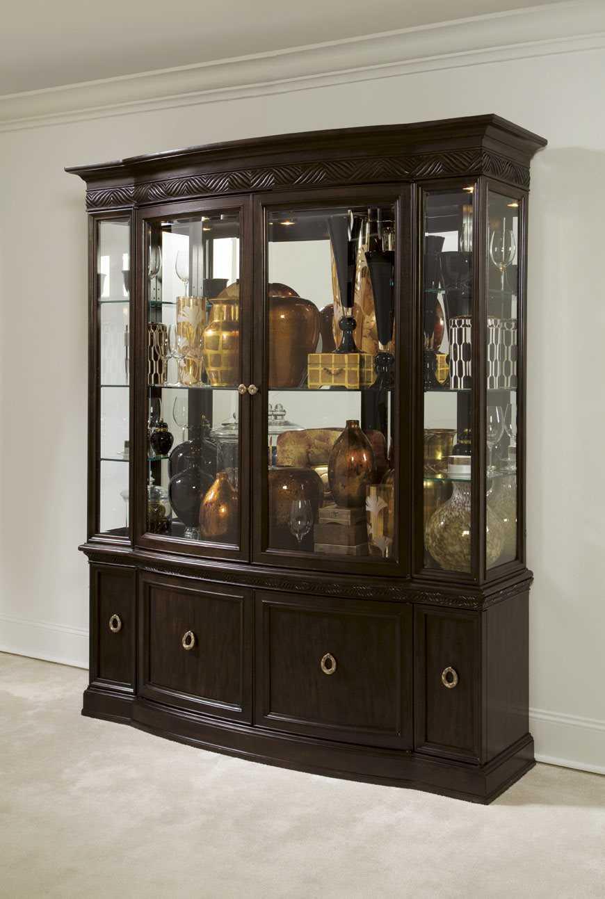 American Drew Bob Mackie China Cabinet Ad308840r