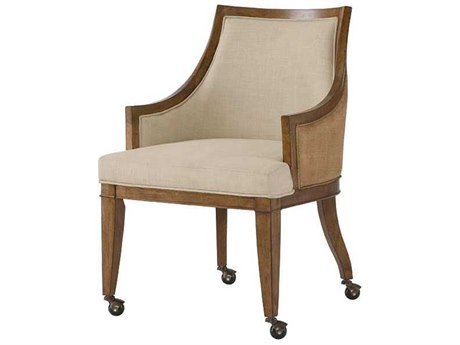 American Drew Grove Point Game Woven Dining Chair