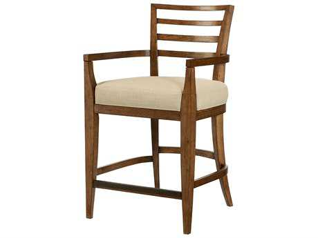 American Drew Grove Point Ladder Back Counter Stool