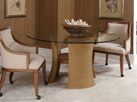 American Drew Grove Point 60'' Round Pedestal Dining Table