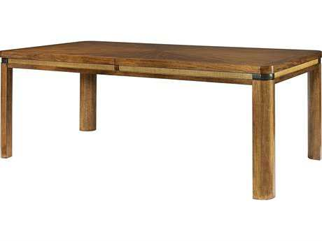 American Drew Grove Point 80'' x 44'' Rectangular Leg Dining Table