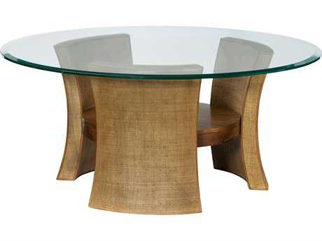 American Drew Grove Point 40'' x 40'' Round Cocktail Table