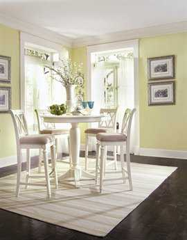 American Drew Camden Buttermilk Dining Room Set
