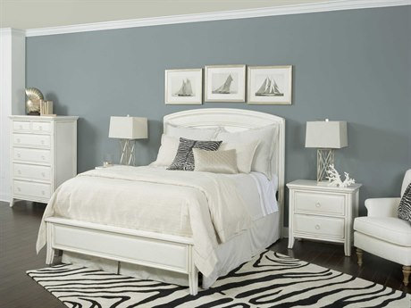 American Drew Siesta Sands Low Profile Bedroom Set