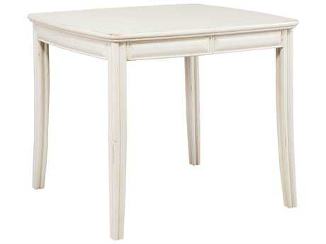 American Drew Siesta Sands White Sands 62''L x 42''W Rectangular Gathering Dining Table