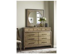 American Drew Evoke Bureau Double Dresser & Mirror Set