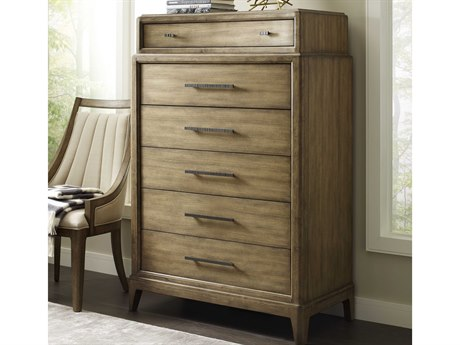 American Drew Evoke Barley 40''L x 19''W Chest of Drawers
