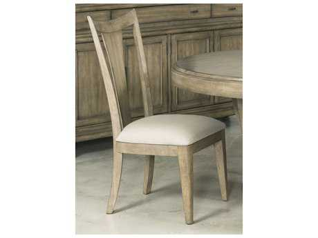 American Drew Evoke Barley Slat Back Dining Side Chair