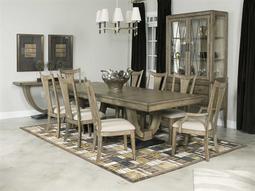 American Drew Evoke Trestle Dining Set