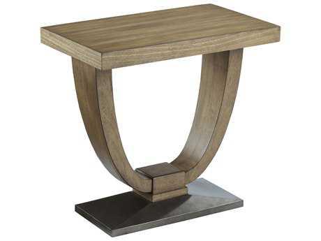 American Drew Evoke Barley 16''L x 26''W Chairside End Table