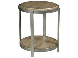 American Drew Evoke Barley 22'' Wide Round End Table