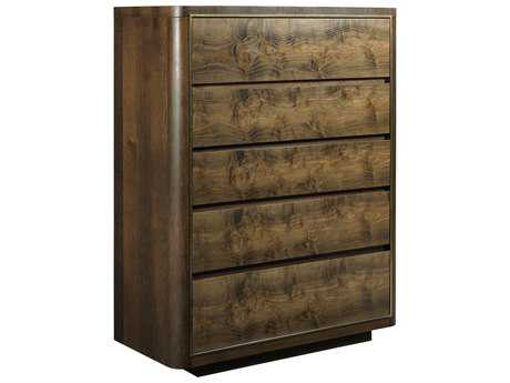 American Drew Modern Organics 45'' x 20'' Faulk Five Drawer Chest