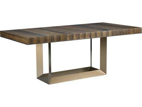 American Drew Modern Organics 82'' x 42'' Bandon Rectangular Dining Table