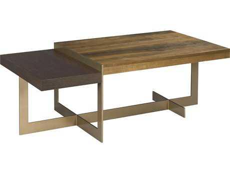 American Drew Modern Organics 52'' x 28'' Ogden Rectangular Cocktail Table