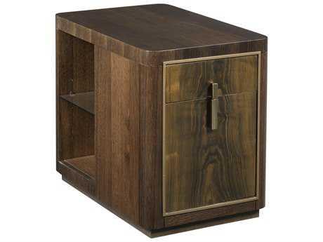 American Drew Modern Organics 18'' x 28'' Rectangular Kern Drawer End Table