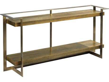 American Drew Modern Organics 62'' x 16'' Rectangular Timothy Console Table