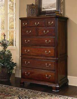 American Drew Cherry Grove Classic Antique Drawer Chest