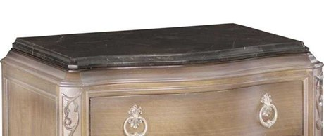 American Drew Jessica Mcclintock Couture 28 x 19 Marble Table Top