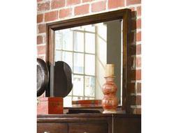 American Drew Tribecca 40 x 35 Root Beer Dresser Mirror
