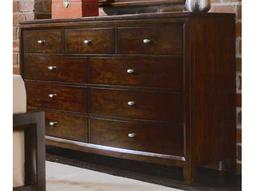 American Drew Tribecca Root Beer Color Dressing Chest