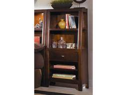 American Drew Tribecca Root Beer Color 24 x 14 Bookcase Nightstand
