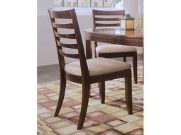American Drew Tribecca Root Beer Color Splat Side Chair (Sold in 2)