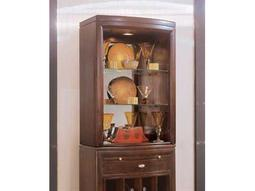 American Drew Tribecca Root Beer Color Hutch