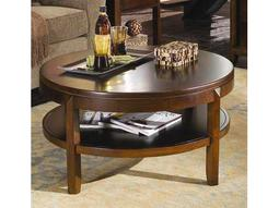 American Drew Tribecca Root Beer Color 36 Round Coffee Table