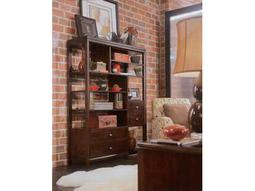 American Drew Tribecca Root Beer Color Etagere