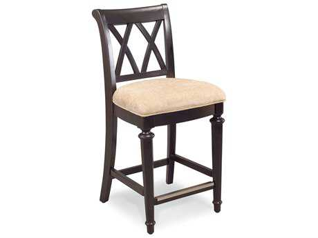 American Drew Camden Dark Black Counter Stool