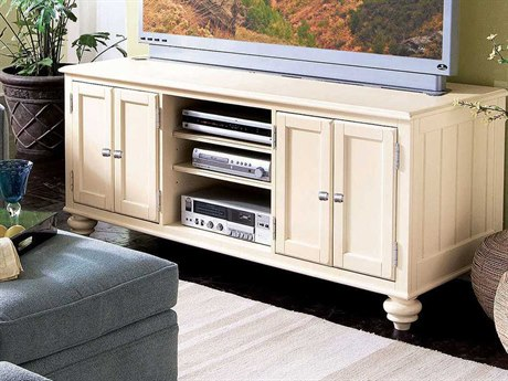American Drew Camden Buttermilk 64 Entertainment Center