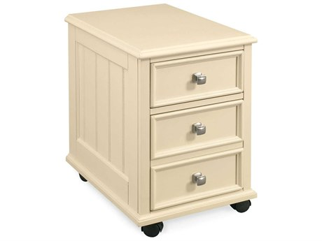 American Drew Camden Buttermilk File Drawer Cabinet