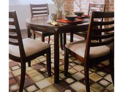 American Drew Tribecca Root Beer Color Dining Set