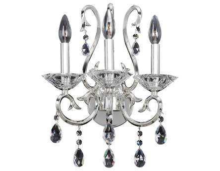 Allegri Cesti Three-Light Wall Sconce