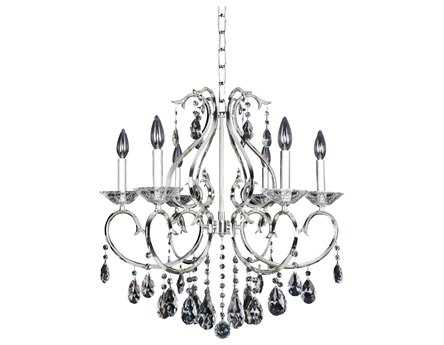 Allegri Cesti Six-Light 16'' Wide Chandelier