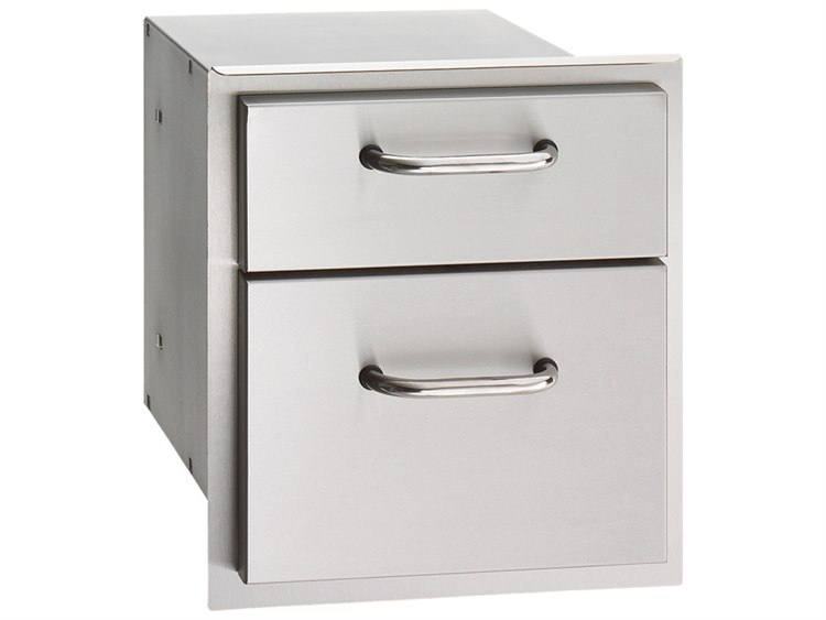 AOG 14 Inch Double Drawer PatioLiving