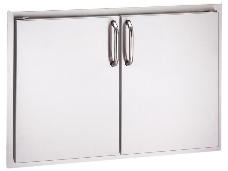 AOG 30 Inch Double Storage Door