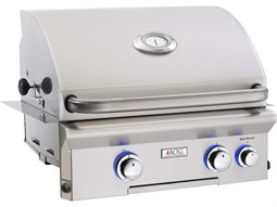 L Series Built-in 24''  BBQ Grill with Rotisserie and Back Burner
