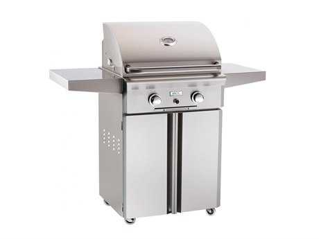 AOG L Series Portable 24'' On Cart  BBQ PatioLiving