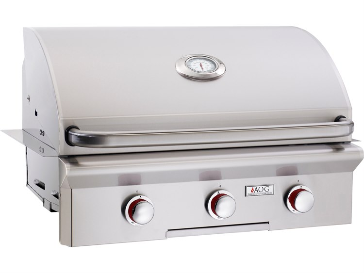 AOG T Series Built-in 30''  BBQ Grill PatioLiving