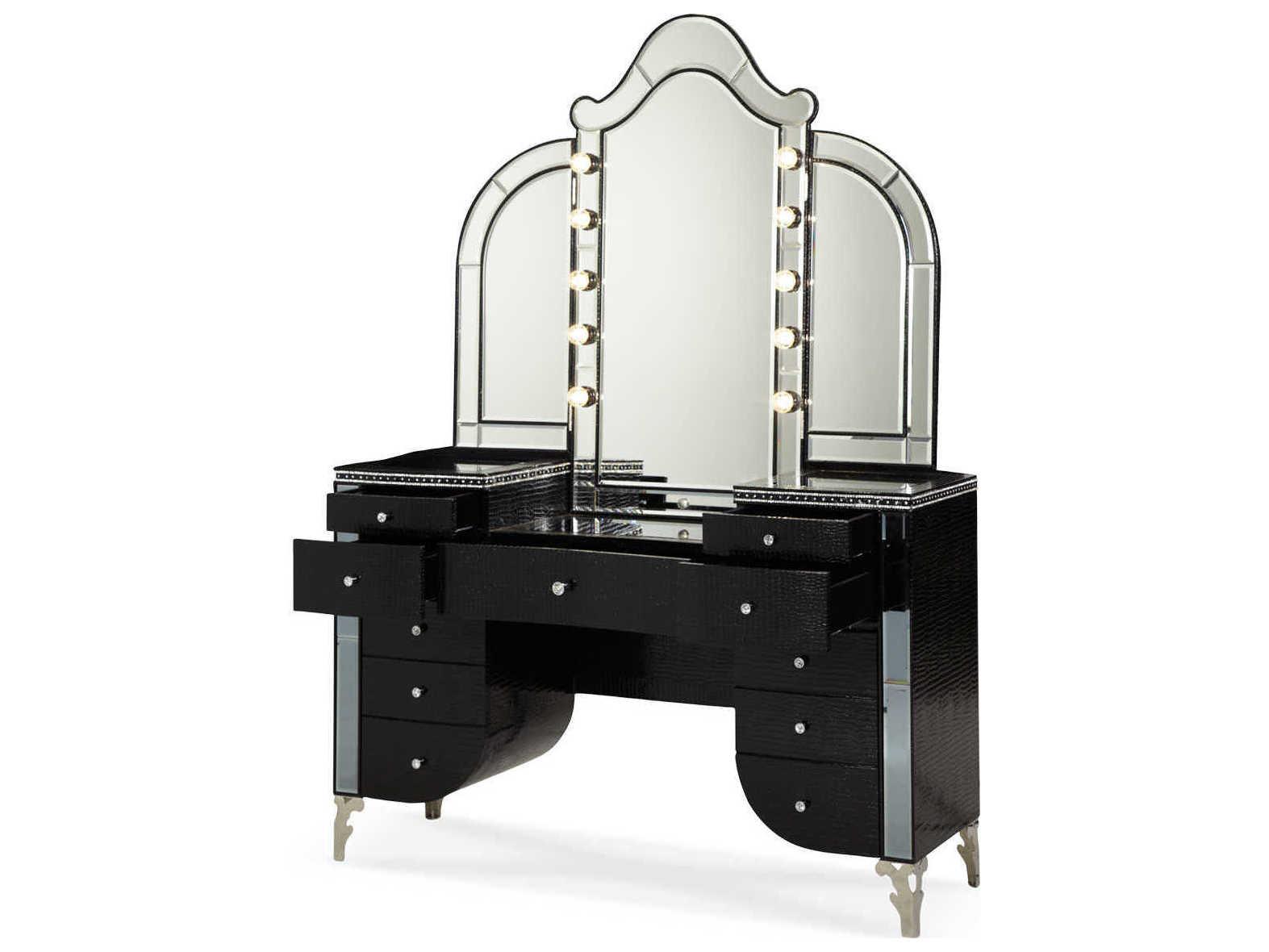 Aico Furniture Michael Amini Hollywood Swank Starry Night