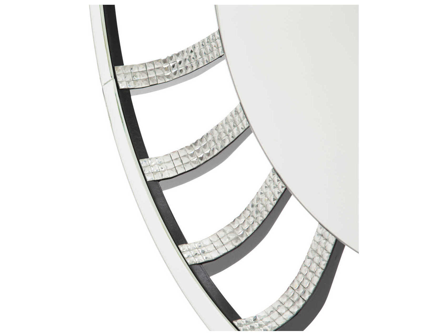 AICO Furniture Montreal Wall Mirror