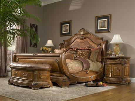 Aico Furniture Michael Amini Cortina Bedroom Set