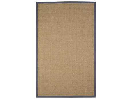 Anji Mountain Sisal Rectangular Minivet Area Rug