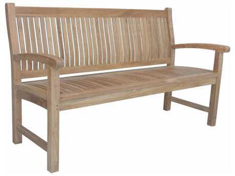Anderson Teak Sahara 3-Seater Bench