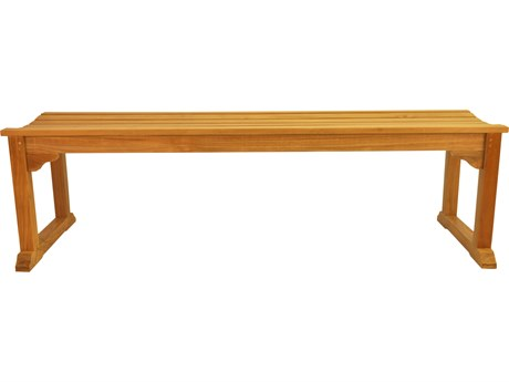 Anderson Teak Mason 3-Seater Backless Bench AKBH005B